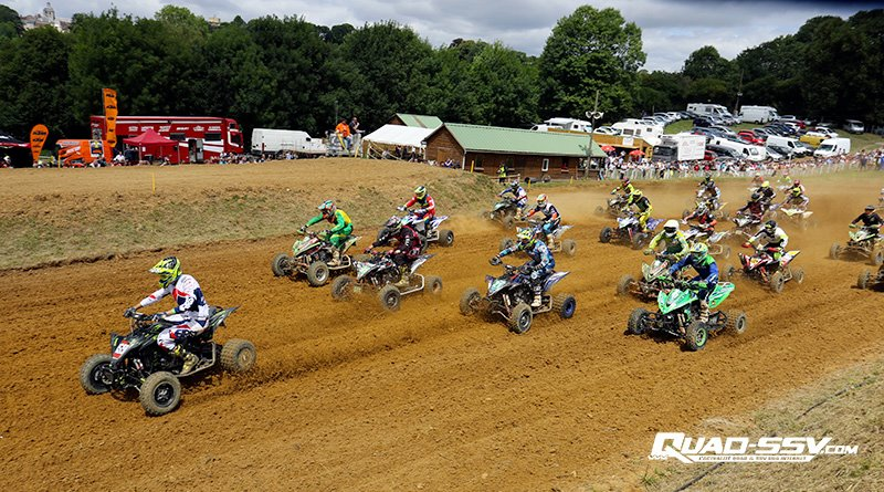 Quadcross a Belleme