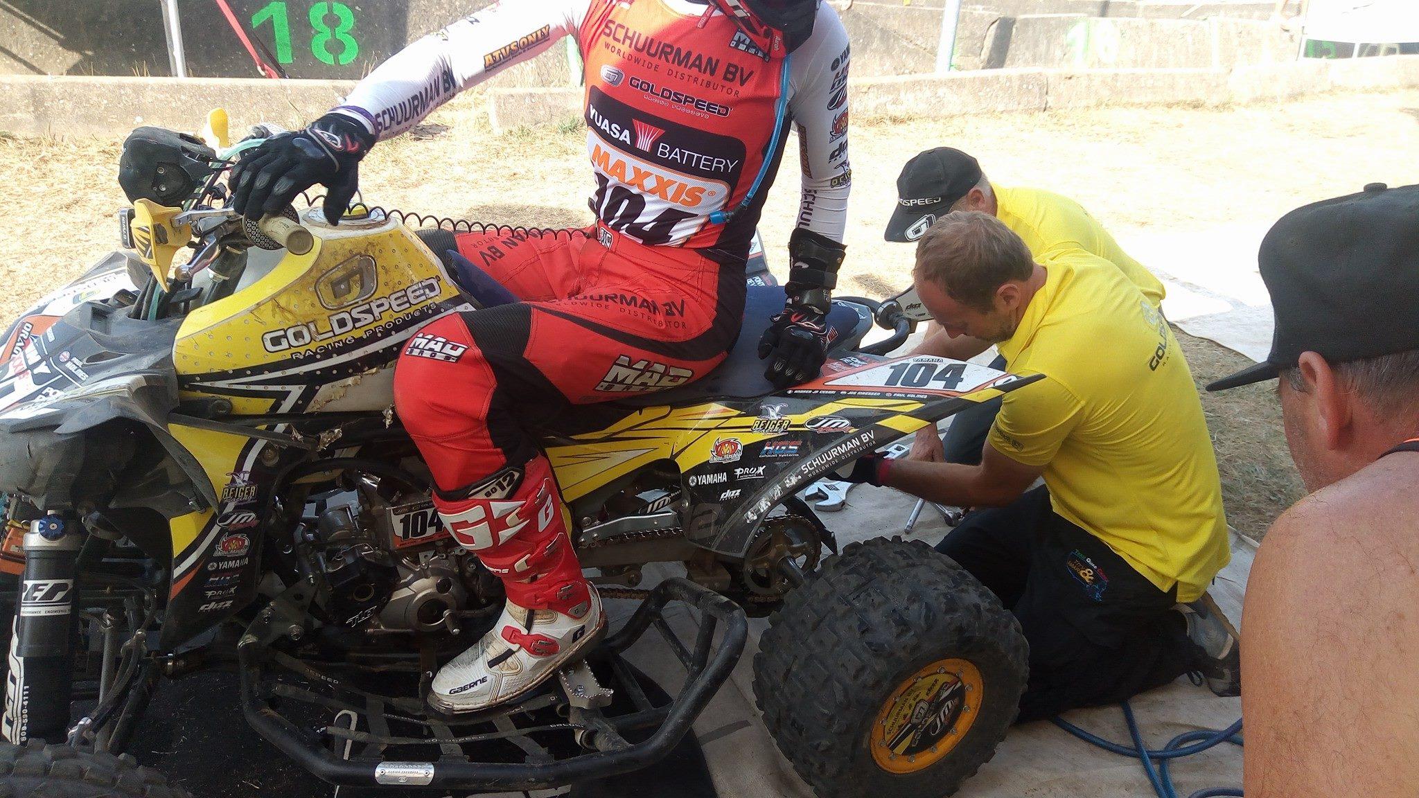 PDV Racing Mondial du Quad